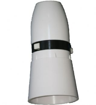 Bayonet Cap BC Switched Lampholder White